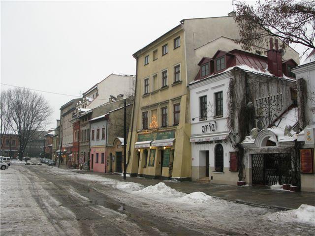 Дом в еврейском квартале
